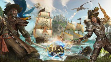 Pirate MMO Atlas aún no está muerto, se supone que una gran actualización tomará el timón