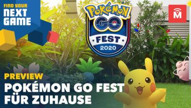 Pokémon GO: El GO Fest será enorme en 2020, perfecto para principiantes