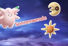 Photo of Pokémon GO: Mañana comienza el evento del solsticio – toda la información