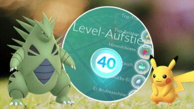 Pokémon GO: Nivel 40 continúa - Niantic dice que
