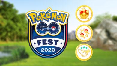 Photo of Pokémon GO comienza un maratón de eventos de 3 semanas con misiones y nuevos Pokémon