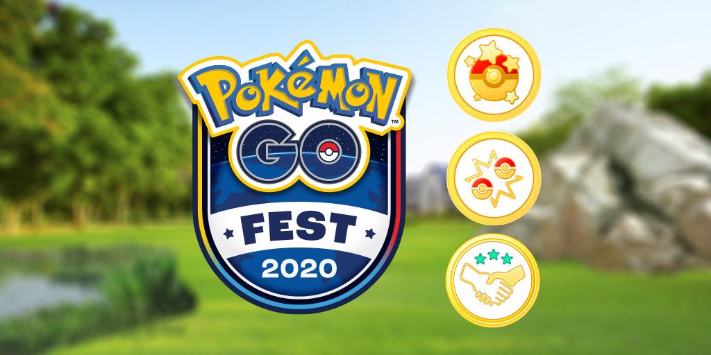Evento de título de cumpleaños de Pokémon GO de 4 años
