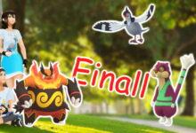 Pokémon GO: evento completo con formas de galar y nuevos jefes de banda