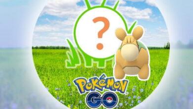 Pokémon GO: la hora de atención de hoy con Camaub y Stardust
