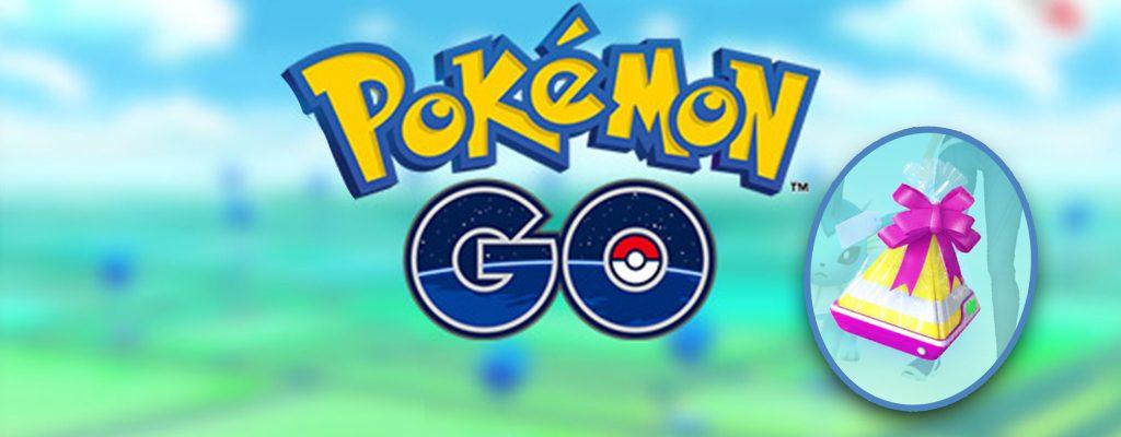 Caja de regalo Pokémon GO title2