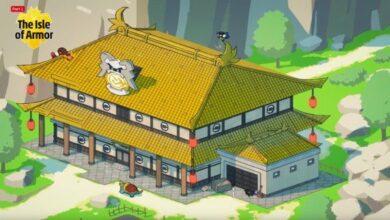 Photo of Pokemon Isle of Armor: todas las actualizaciones de dojo