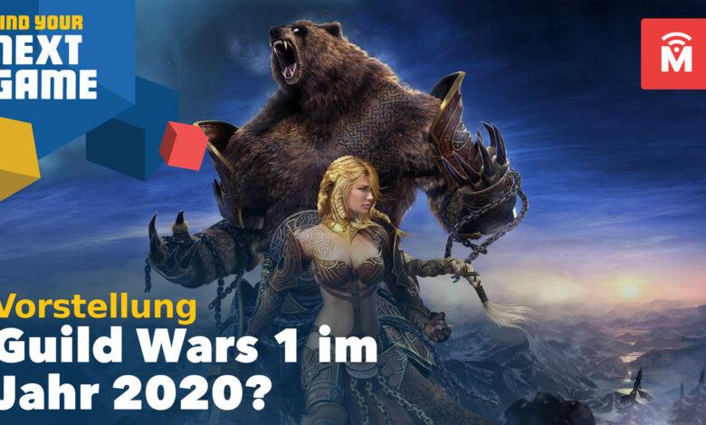 Por qué Guild Wars 1 sigue siendo interesante 15 años después de su lanzamiento