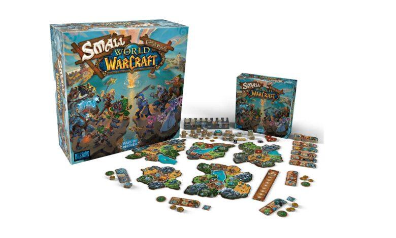 Pre-ordenar Small World of Warcraft - Compre el juego de mesa WoW ahora