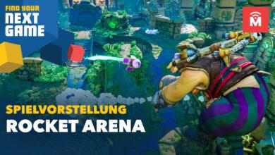 """Photo of Rocket Arena: nuevo y rápido tirador 3v3 en estilo """"Smash Bros"""""""