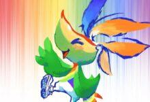 Photo of Se presenta la nueva mascota Square Enix Pride; Diseñado por el artista legendario, Toshiyuki Itahana