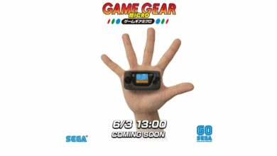 "Photo of Sega revela ""Game Gear Micro"" para celebrar el 60 aniversario"