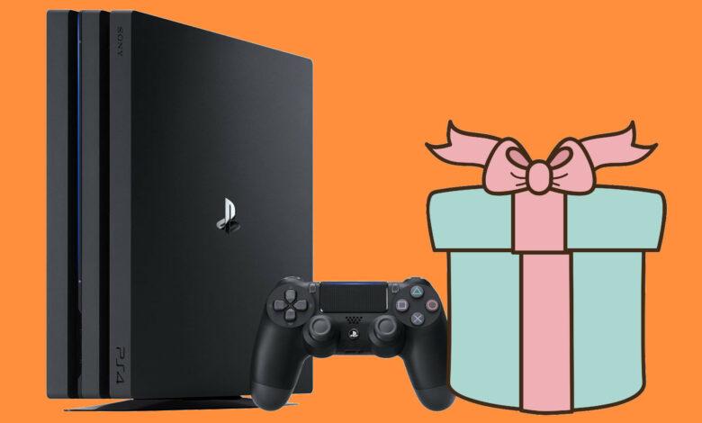 Sony está regalando jugadores que enviaron PS4 para reparación, nuevamente