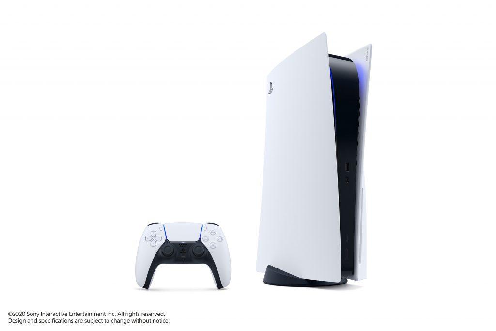Diseño de PlayStation 5
