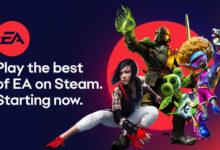 Steam: los juegos de EA aterrizan en la plataforma Valve