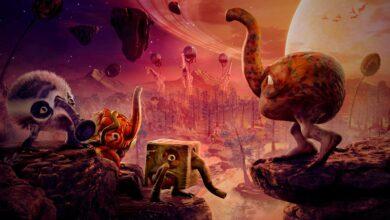 Photo of The Eternal Cylinder se ve raro y lindo en un nuevo juego; Muestra el primer vistazo al trazado de rayos