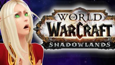 """Photo of Tienes que esperar más tiempo para obtener información sobre WoW: Shadowlands: """"Voces más importantes que las nuestras"""""""