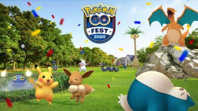 Toda la información sobre Pokémon GO Fest 2020 y por qué cambiarán muchas cosas