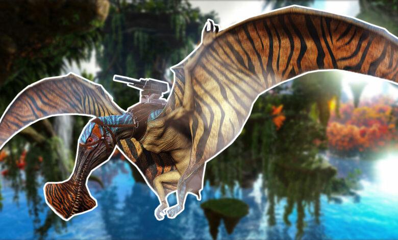 Tropeognathus en ARCA: todos los puntos de generación y cómo domarlo