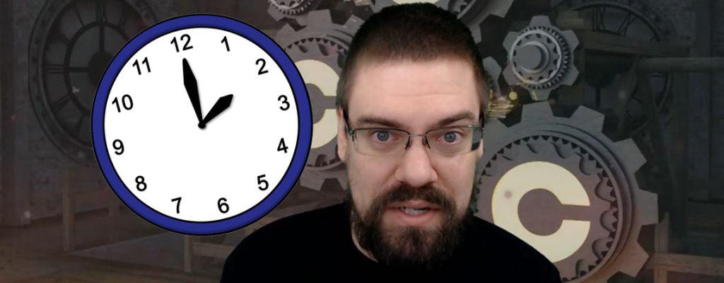 Reloj de título de Cohh Carnage