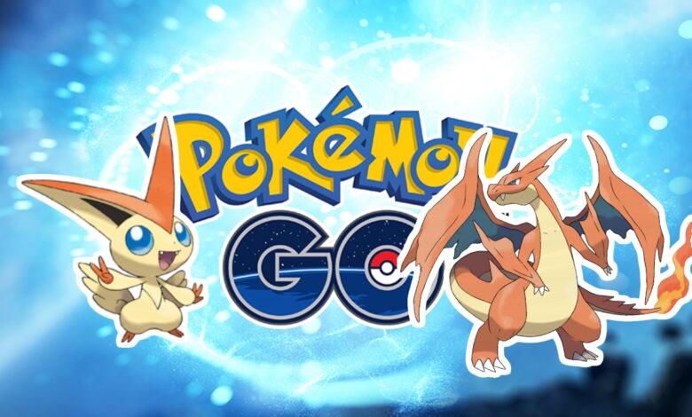 Victini y Mega Developments llegan a Pokémon GO