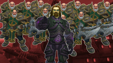 WoW: truco de PvP pésimo: el jugador lanza docenas de guardias de élite a la horda
