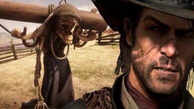 ¿Qué hay detrás de la mujer muerta con cabeza de burro en Red Dead Redemption 2?