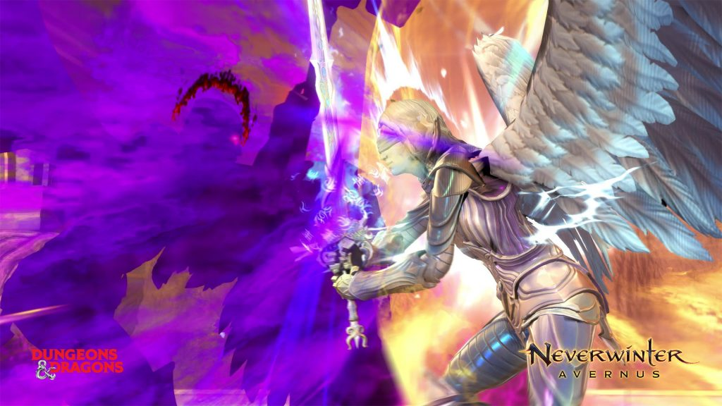Neverwinter Avernus Engel
