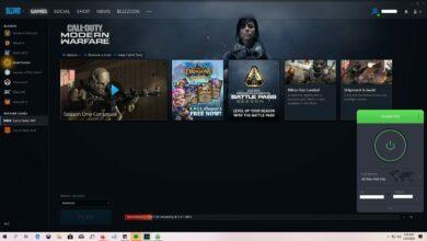 Call of Duty (COD) Modern Warfare - Velocidad de descarga lenta - Cómo solucionarlo