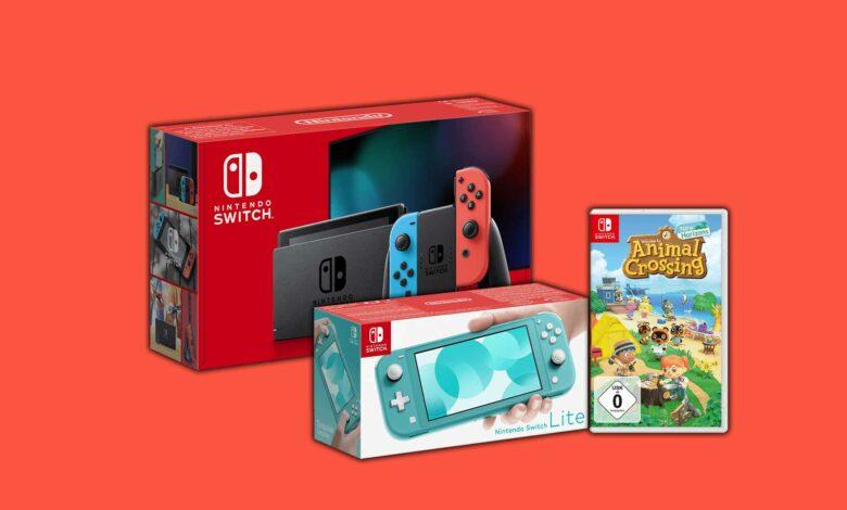 Oferta de MediaMarkt: Nintendo Switch al mejor precio actual