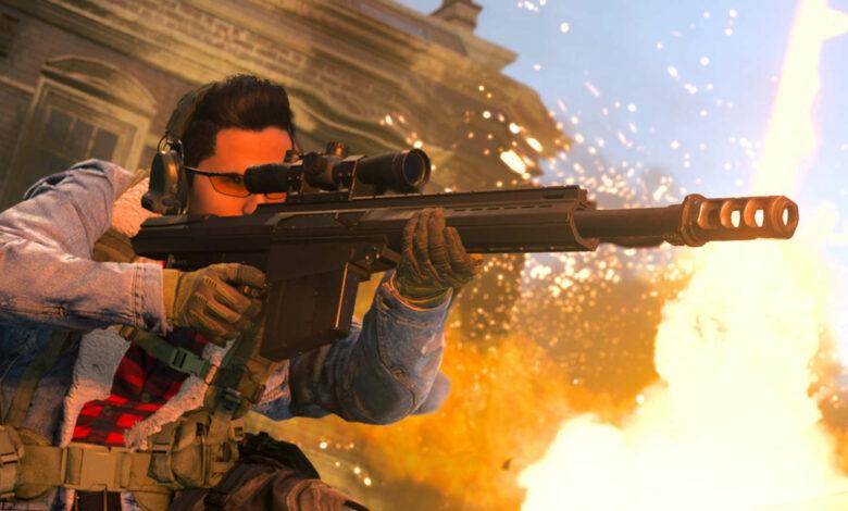 El nuevo Sniper Rytec AMR en CoD Warzone explota todo, si sabes cómo