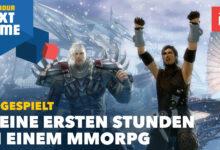Juego un MMORPG por primera vez y finalmente entiendo por qué tantos lo hacen