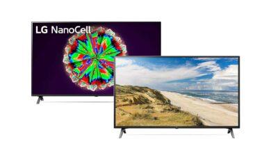 Ofertas de verano de Amazon: TV LG 4K con 55 pulgadas por solo 369 euros