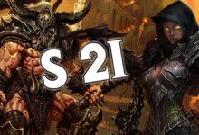 Photo of Diablo 3: en la clasificación de la temporada 21, dos clases luchan por el primer lugar