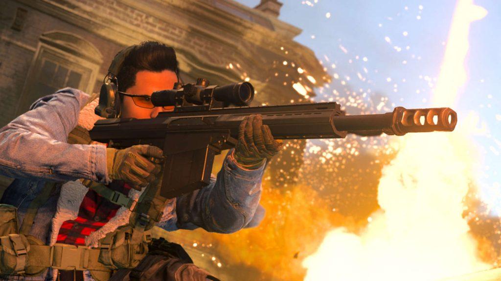 bacalao warzone armas francotirador rytec amr título de configuración explosiva