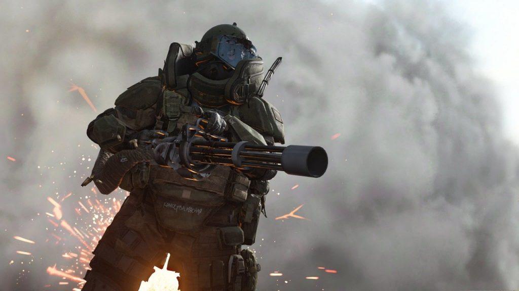Título de CoD Warzone Juggernaut