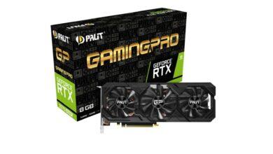 Photo of Palit GeForce RTX 2070 SUPER al mejor precio gracias al bono de eBay