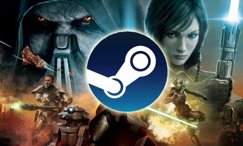 El MMORPG de Star Wars mega costoso de EA finalmente podría aparecer en Steam