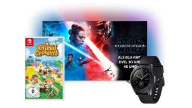 Photo of Ofertas de verano de Amazon con Philips OLED 4K TV y Animal Crossing