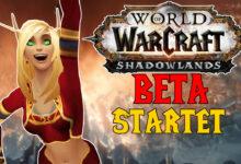 Photo of WoW Shadowlands: Beta comienza! Todo lo que necesitas saber