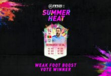 Photo of FIFA 20: SBC Bernardo Silva Summer Heat – Un nuevo Pink Creation Challenge está disponible