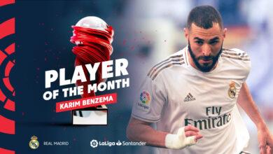 FIFA 20: POTM June de LaLiga - Karim Benzema
