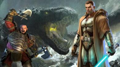Los 8 mejores MMORPG para comenzar a jugar juegos de rol en línea