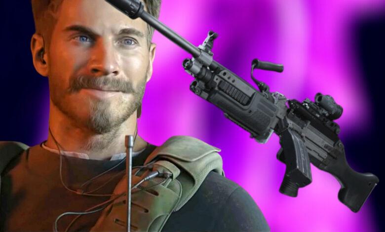 CoD Warzone: un LMG ahora es una de las mejores armas: Pro muestra por qué
