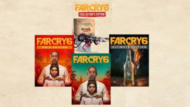 Pre-ordenar Far Cry 6: Cuatro ediciones ahora disponibles en la tienda Ubisoft