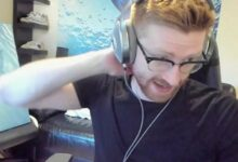 Twitch streamer muere con char hardcore en MMORPG porque sale mal afk