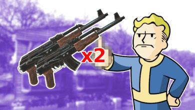 Fallout 76 tiene un nuevo problema con dupers, pero hay buenas noticias