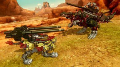 Photo of Zoids Wild Infinity Blast anunciado para Nintendo Switch con primeras capturas de pantalla