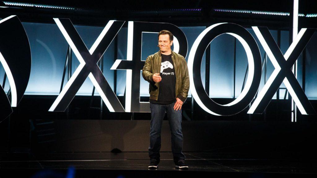 Imagen de portada del jefe de Xbox, Phil Spencer