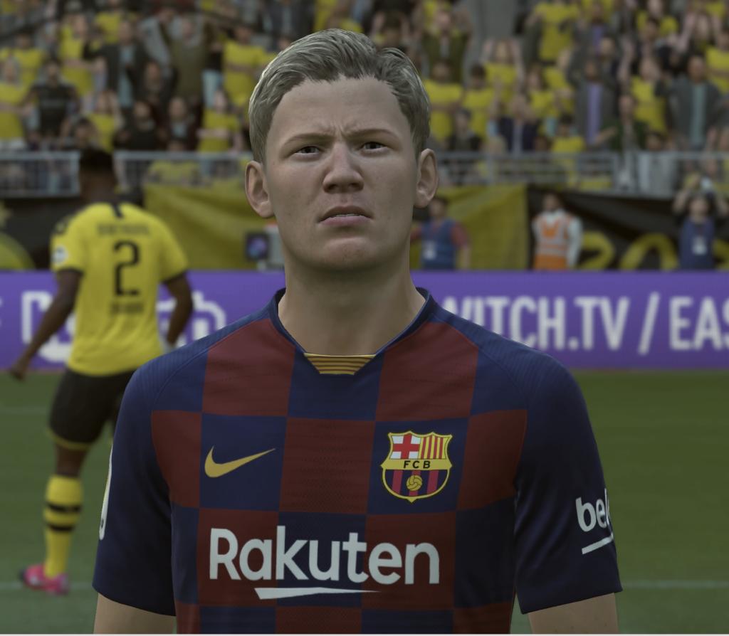 Ea Deberia Dar Urgentemente A Estos Jugadores Nuevas Caras Para Fifa 21
