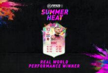 FIFA 20: SBC Ante Rebic Summer Heat - Un nuevo Pink Creation Challenge está disponible